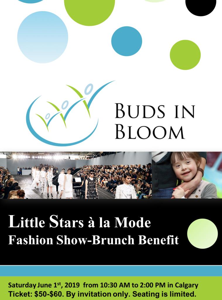 Little Stars a La Mode Fashion Show